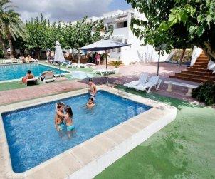 Flat   Benicarlo 4 persons - comunal pool p0