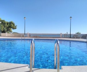 Flat   Peniscola 6 persons - comunal pool and parking p1
