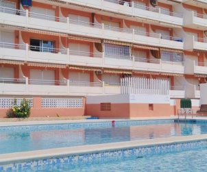 Flat   Peniscola 4 persons - comunal pool and near sea p0