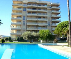 Flat   Peniscola 6 persons - comunal pool and near sea p0