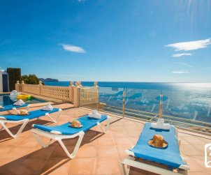 House   Benissa 8 persons - private pool and sea view p2