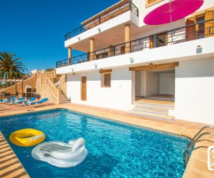 House   Benissa 8 persons - private pool and sea view p1