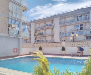Flat   Peniscola 4 persons - comunal pool, near sea and internet p0