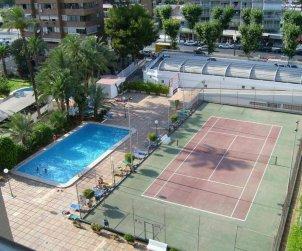Flat   Benidorm 6 persons - comunal pool p0