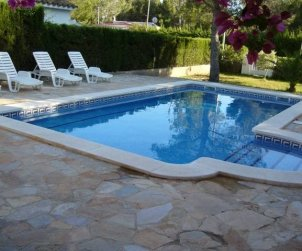 House   Ametlla de Mar 10 persons - private pool p1