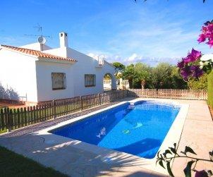 House   Ametlla de Mar 8 persons - pool protected p0