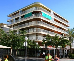 Flat   Salou 6 persons - panoramic to the sea p0