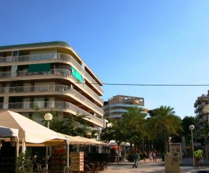 Flat   Salou 6 persons - panoramic to the sea p2