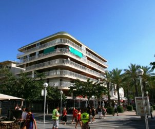 Flat   Salou 6 persons - panoramic to the sea p1