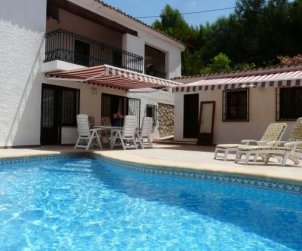 House   Altea 8 persons - private pool and air conditioning p0