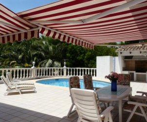 House   Altea 8 persons - private pool and air conditioning p1