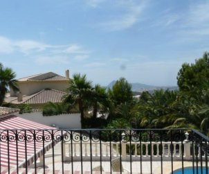 House   Altea 8 persons - private pool and air conditioning p2