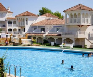 Flat   Alcoceber 4 persons - comunal pool and near sea p2