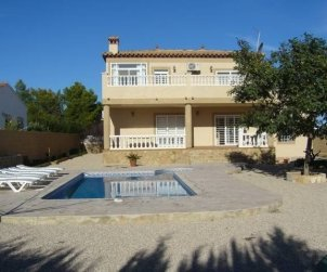 House   Ametlla de Mar 10 persons - private pool p0