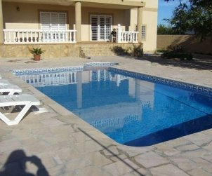 House   Ametlla de Mar 10 persons - private pool p1