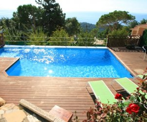 House   Lloret del Mar 9 persons - private pool p1