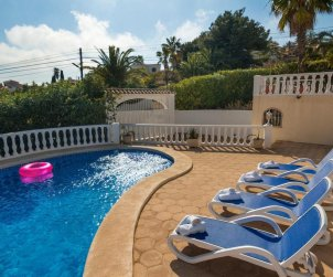 House   Calpe 12 persons - private pool p1