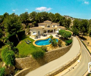 House   Benissa 6 persons - private pool and air conditioning p0