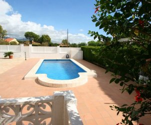 House   Ametlla de Mar 6 persons - private pool p1