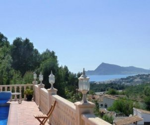 House   Altea 10 persons - private pool and sea view p2