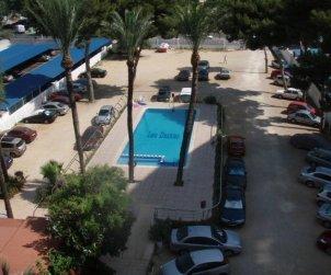 Flat   Benidorm 2 persons - comunal pool p0