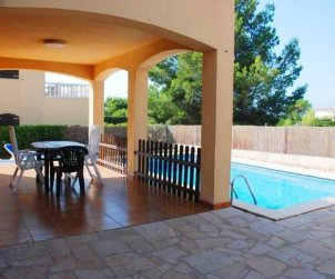 House   Ametlla de Mar 5 persons - private pool p0