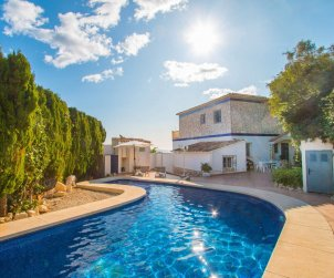 House   Calpe 6 persons - private pool and sea view p2