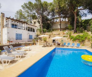 Villa   Moraira 4 personnes - piscine privée p2
