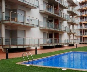 Flat   Rosas 6 persons - comunal pool and air conditioning p2