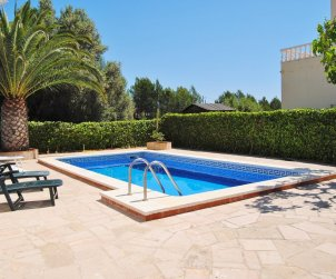House   Ametlla de Mar 7 persons - private pool and internet p1