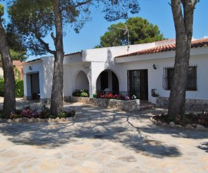 House   Ametlla de Mar 7 persons - private pool and internet p2