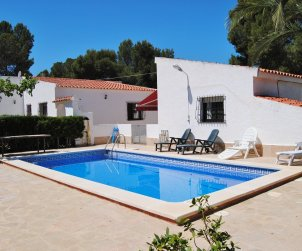 House   Ametlla de Mar 7 persons - private pool and internet p0
