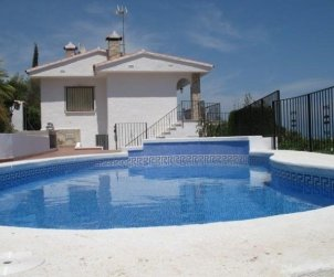 House   Peniscola 8 persons - private pool and beautiful sea view p0