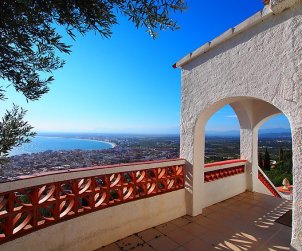 House   Rosas 6 persons - panoramic to the sea p0
