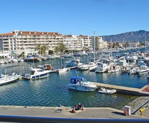 Flat   Empuriabrava 4 persons - dishwaher p1