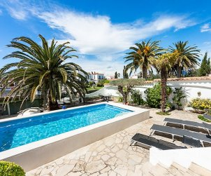 Flat   Empuriabrava 6 persons - private pool p0