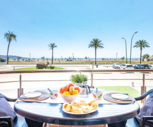 Flat   Empuriabrava 6 persons - comunal pool p0