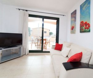 Flat   L'Escala 6 persons - comunal pool p2
