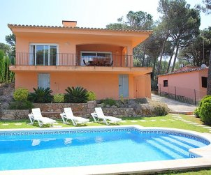 House   Begur 8 persons - private pool p0