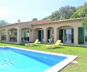 House   Begur 6 persons - private pool p1