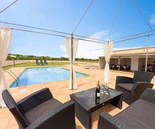 House   Fonteta 7 persons - private pool p0