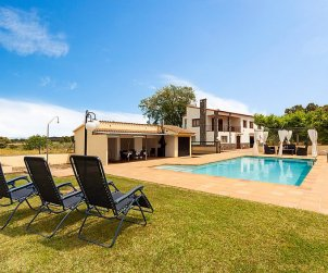 House   Fonteta 7 persons - private pool p1