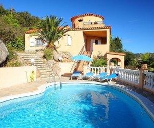House   Calonge - Sant Antoni de Calonge 8 persons - private pool p0