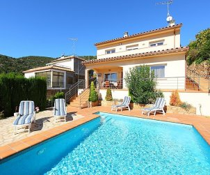 House   Calonge - Sant Antoni de Calonge 8 persons - private pool p0