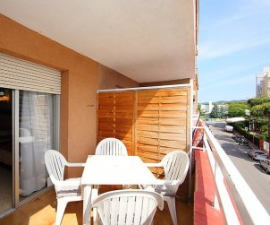 Flat   Lloret del Mar 4 persons - comunal pool p0