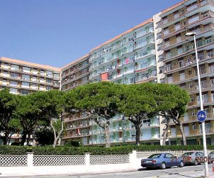 Flat   Blanes 5 persons - comunal pool p2