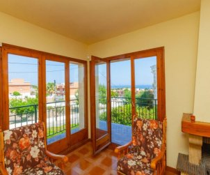 House   Creixell 8 persons - panoramic to the sea p0