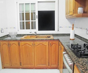 Flat   Creixell 8 persons - comunal pool p1