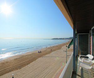 Flat   La Pineda 6 persons - panoramic to the sea p0