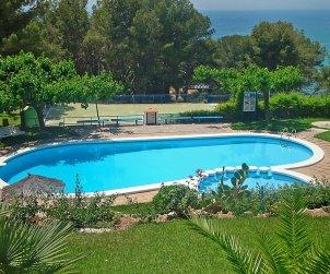 Flat   Salou 6 persons - comunal pool p2